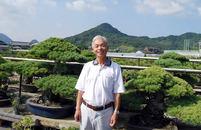 Yukihiko Konishi<br />(Konishi Shorakuen bonsai garden)