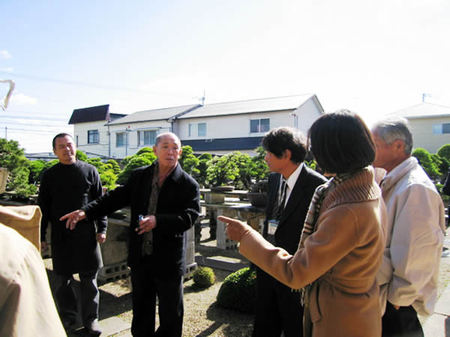 Mr. Paiman visited his garden and Nakanishi.jpg