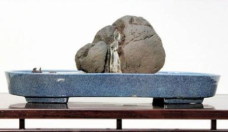 梓川産の「滝石」