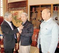 中国で事前協議 高松大会の成功を祈念